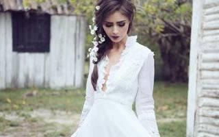 «Свадебные платья в стиле ретро – лучшие варианты платьев[