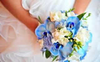 «Свадебный букет невесты – идеи для сочетаний орхидеи[