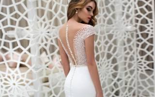 «Все, что надо знать о цветных свадебных платьях[