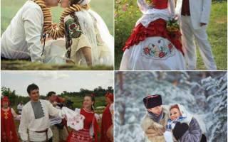 «Русские народные свадебные песни – гарант душевной атмосферы на протяжении всего торжества[