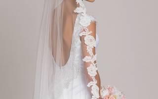 Фата невесты, нужна ли фата невесте на свадьбу