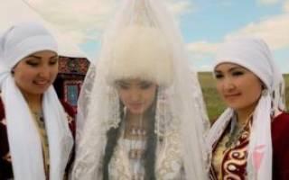 «Как проводятся казахские свадьбы?[