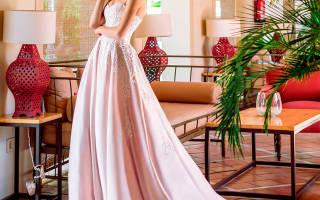 «Свадебные розовые платья: деликатные вопросы выбора свадебных платьев[