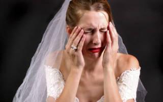 «К чему снится несостоявшаяся собственная свадьба – толклвание[