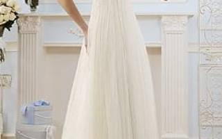 Облегающие свадебные платья, фото платьев невесты облегающих фигуру