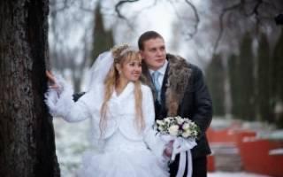 Свадьба в ноябре: наряды невесты и жениха, оформление, идеи