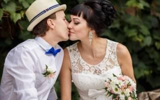 «Как отпраздновать свадьбу в узком кругу молодоженам?[