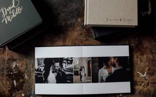 Свадебная фотокнига – кладезь приятных воспоминаний
