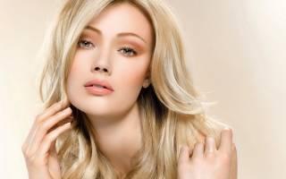 Нейтральный макияж