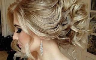 «Варианты свадебных причесок для круглого лица[