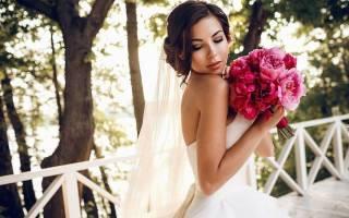 Свадебные букеты из пионов (фото)