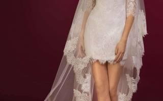 «Новые модные тенденции – свадебные платья в стиле бохо[