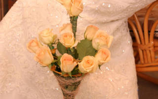 Необычный свадебный букет невесты: 5 идей