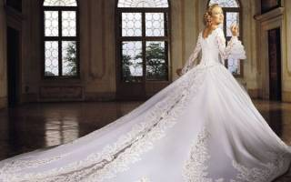 «Как правильно выбирать белые свадебные платья?[