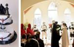Тематическая свадьба: 8 оригинальных идей